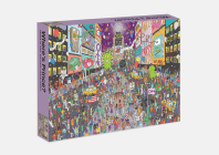 Where's Prince? Prince in 1999: 500 Piece Jigsaw Puzzle Cover Image