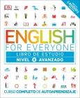 English for Everyone: Nivel 4: Avanzado, Libro de Estudio: Curso Completo de Autoaprendizaje Cover Image