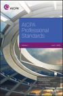 AICPA Professional Standards, 2020, Volume 1 Cover Image