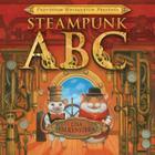 Professor Whiskerton Presents Steampunk ABC Cover Image