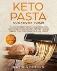 Keto Bread And Keto Pasta Cookbook Cover Image