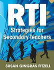 RTI Strategies for Secondary Teachers Cover Image