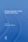 Energy Analysis: A New Public Policy Tool Cover Image