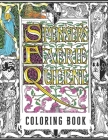 Spenser's Faerie Queene Coloring Book: Vintage Walter Crane Illustrations to Color From The Faerie Queene by Edmund Spenser: Allegory Tale Coloring Bo Cover Image