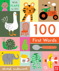 100 First Words Cover Image