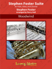 Stephen Foster Suite: Score & Parts Cover Image