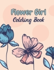 Flower Coloring Book: 30 Unique and adorable Floral Coloring Pages for Kids Cover Image
