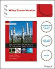 Elementary Principles of Chemical Processes, Binder Ready Version Cover Image