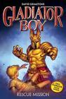 Gladiator Boys #5 Cover Image