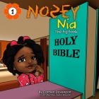 Nosey Nia: The Big Book Cover Image