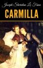 Joseph Sheridan Le Fanu - Carmilla Cover Image