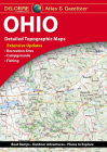 Delorme Ohio Atlas & Gazetteer Cover Image