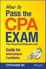 How to Pass the CPA Exam: An International Guide Cover Image