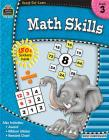 Ready-Set-Learn: Math Skills Grd 3 [With 180+ Stickers] Cover Image