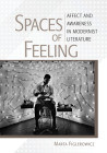 Spaces of Feeling: Affect and Awareness in Modernist Literature Cover Image