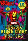 Marvel Classic Black Light Collectible Poster Portfolio Cover Image