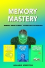 Memory Mastery: Memory Improvement Techniques Psychology Cover Image