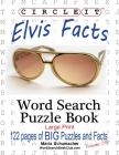 Circle It, Elvis Facts, Word Search, Puzzle Book Cover Image