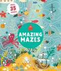 Amazing Mazes: Level 2 (Clever Mazes) Cover Image
