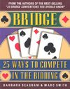 25 Ways to Compete in the Bidding (Bridge (Master Point Press)) Cover Image