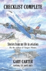 Checklist Complete: Stories from my life in aviation Cover Image