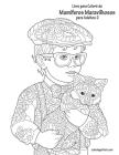 Livro para Colorir de Mamíferos Maravilhosos para Adultos 2 Cover Image