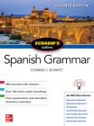 Schaum's Outline of Spanish Grammar, Seventh Edition Cover Image