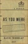 As You Were Cover Image