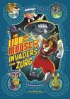 The Lion and the Mouse and the Invaders from Zurg: A Graphic Novel (Far Out Fables) Cover Image