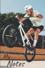 My notes: BMX Notebook, Bike - Size 6