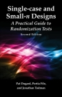 Single-Case and Small-N Experimental Designs: A Practical Guide to Randomization Tests, Second Edition Cover Image