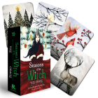 Seasons of the Witch: Yule Oracle: 44 gilded cards and 144-page book Cover Image