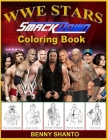 WWE Coloring Book: WWE Stars Coloring Book, World Wrestling Entertainment Superstar coloring pages, Best Wrestling Superstars coloring Bo Cover Image