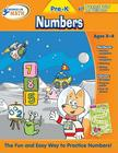 Hooked on Math Pre-K Numbers Workbook Cover Image