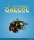 Culinaria Greece: A Celebration of Food and Tradition Cover Image