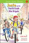 Josie and the Fourth Grade Bike Brigade: Book 1 (Josie Goes Green #1) Cover Image