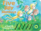 Five Silly Monkeys Cover Image