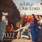 2022 the Life of Our Lord Wall Calendar Cover Image