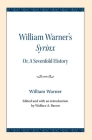 William Warner's Syrinx: or, A Sevenfold History Cover Image
