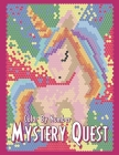 MYSTERY QUEST Color By Number: Activity Puzzle Coloring Book for Adults Relaxation and Stress Relief Cover Image