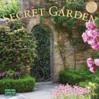 The Secret Garden Wall Calendar 2017 Cover Image