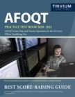 AFOQT Practice Test Book 2020-2021: AFOQT Exam Prep and Practice Questions for the Air Force Officer Qualifying Test Cover Image