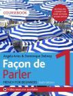 Façon de Parler 1 French for Beginners 6ED course Book Cover Image