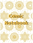 Comic Notebook: Draw Your Own Comics Express Your Kids Teens Talent And Creativity With This Lots of Pages Comic Sketch Notebook (Volume #50) Cover Image