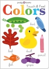 Learn and Explore: Touch and Feel Colors Cover Image