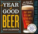Year of Good Beer Page-A-Day Calendar 2019 Cover Image