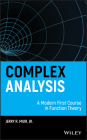 Complex Analysis: A Modern First Course in Function Theory Cover Image