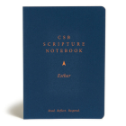 CSB Scripture Notebook, Esther: Read. Reflect. Respond. Cover Image