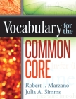 Vocabulary for the Common Core Cover Image