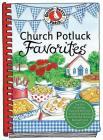 Church Potluck Favorites Cover Image